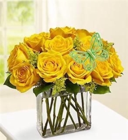 Yellow Roses from Peoples
