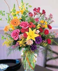 Dazzler bouquet